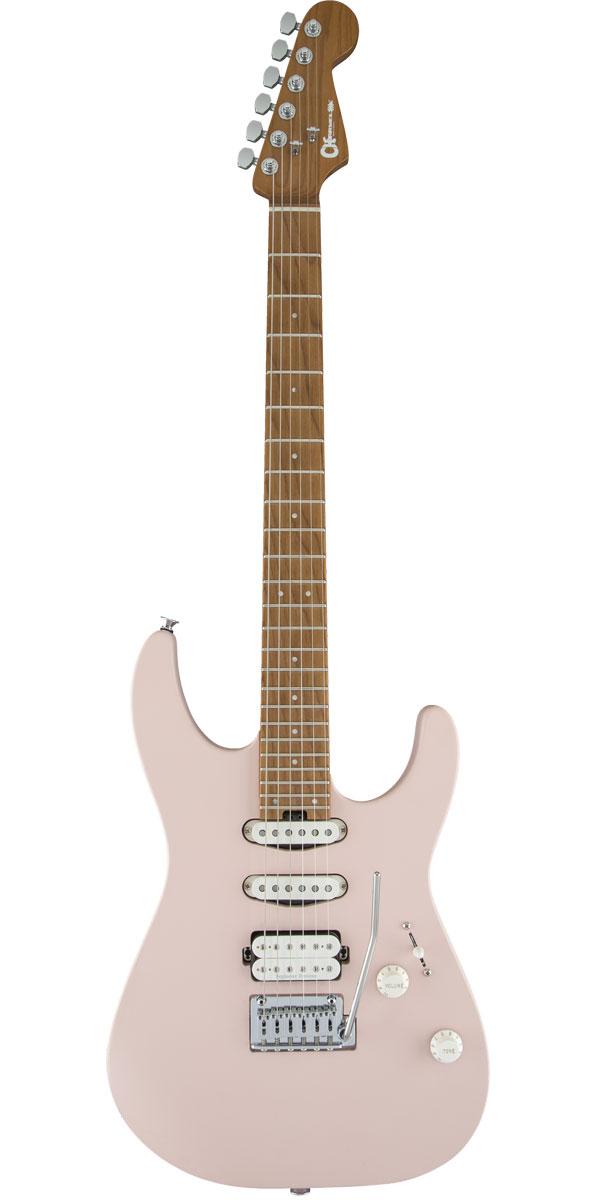 ギター, エレキギター CharvelPro-Mod DK24 HSS 2PT CM Satin Shell Pink