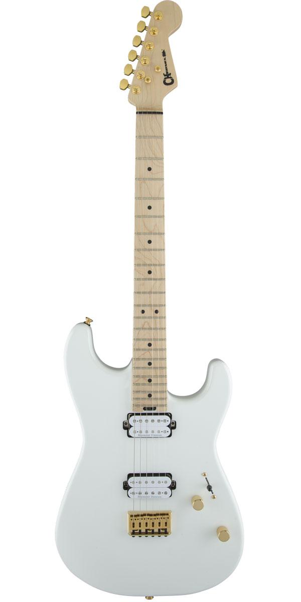 ギター, エレキギター CharvelPro-Mod San Dimas Style 1 HH HT M Snow White