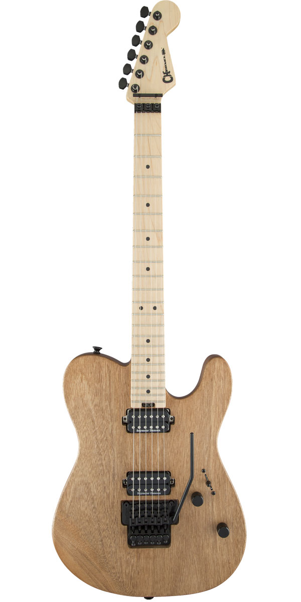 ギター, エレキギター CharvelPro-Mod San Dimas Style 2 HH FR M Okoume Natural