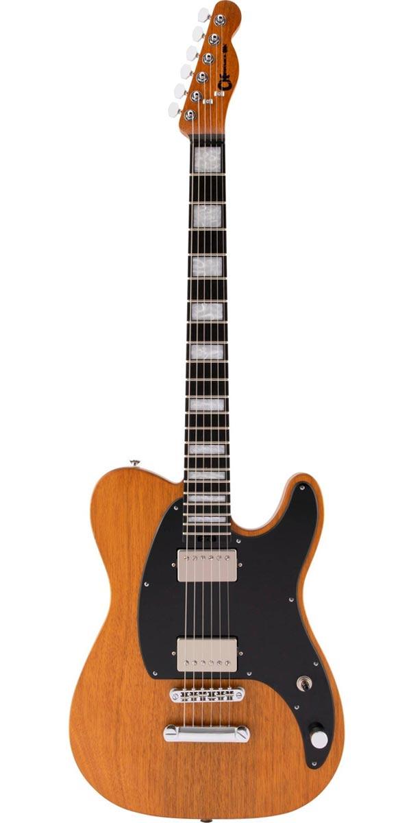 ギター, エレキギター CharvelJoe Duplantier Signature Pro-Mod San Dimas Style 2 HH E Mahogany Natural