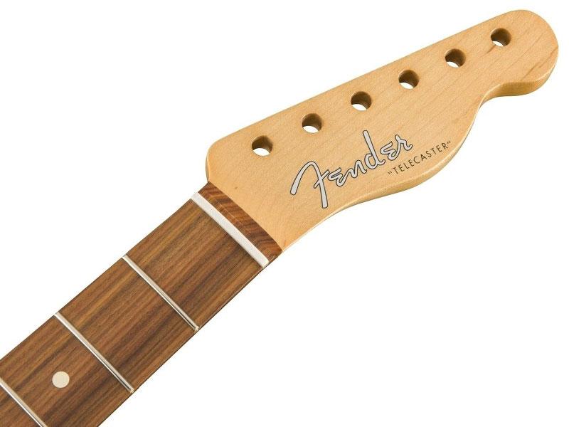 ギター用アクセサリー・パーツ, その他 Fender Mexico Classic Series 60s Telecaster Neck, 21 Vintage Frets, Pau Ferro Fingerboard