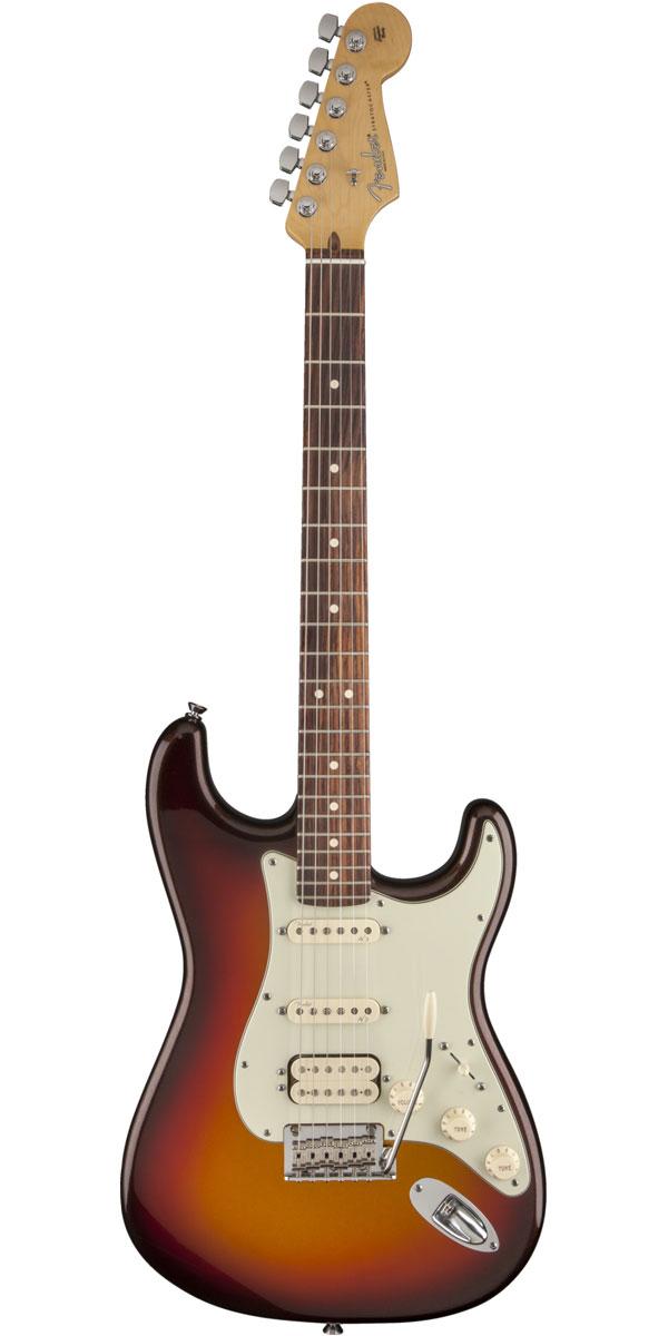 ギター, エレキギター Fender USAAmerican Deluxe Stratocaster Plus HSS Mystic 3-Color Sunburst