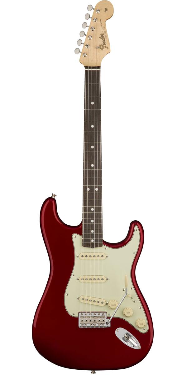 ギター, エレキギター Fender USAAmerican Original 60s Stratocaster Candy Apple Red