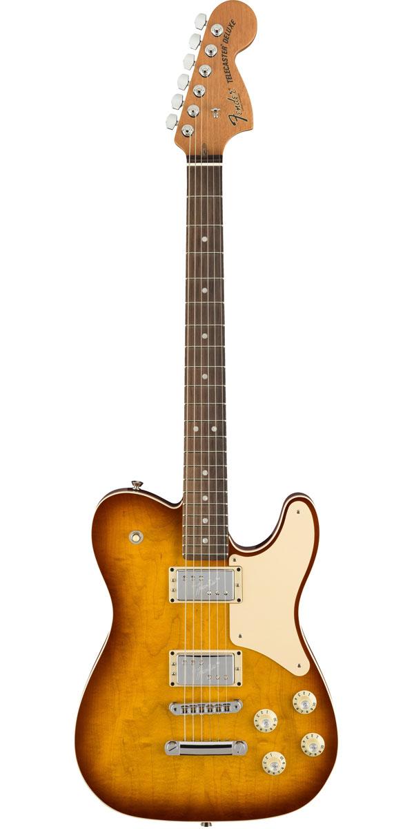ギター, エレキギター Fender USA2018 Limited Edition Parallel Universe The Troublemaker Tele Ice Tea Burst