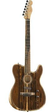 Fender USA(フェンダー)Limited Edition American Acoustasonic Telecaster Exotic Ziricote