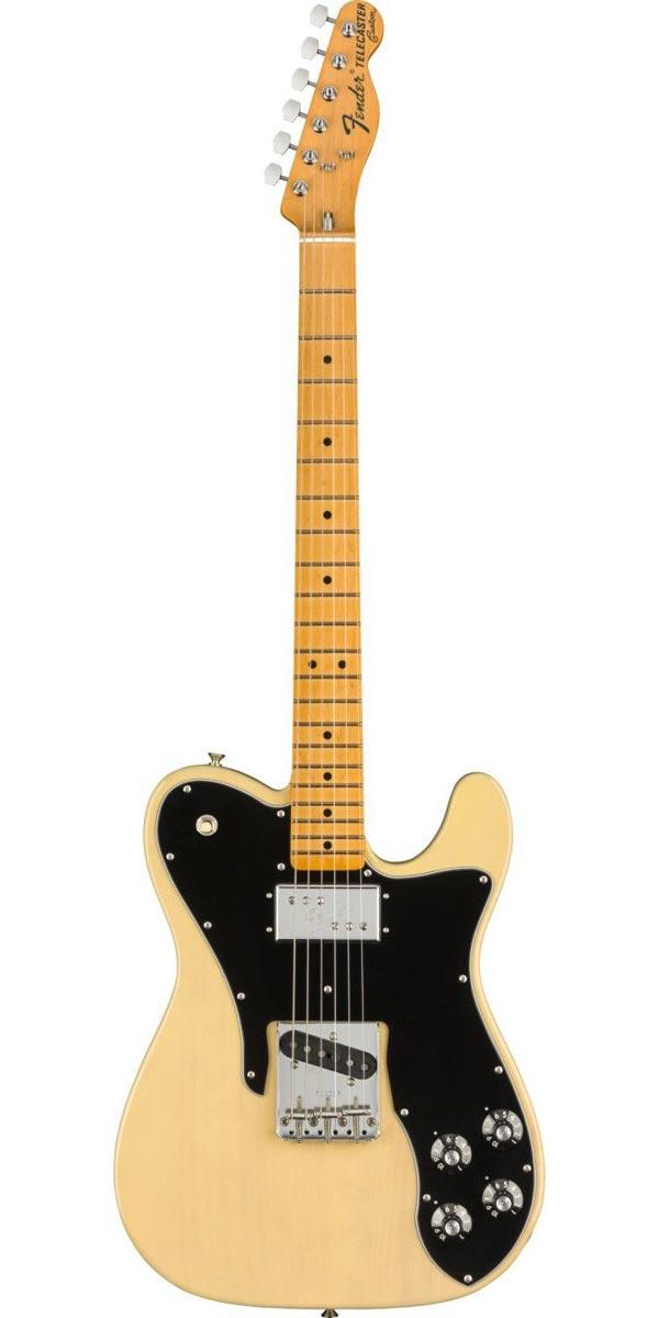 ギター, エレキギター Fender USAAmerican Original 70s Telecaster Custom Vintage Blonde