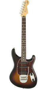 Fender Mexico(フェンダー)Sergio Vallin Signature Guitar 3-Color Sunburst