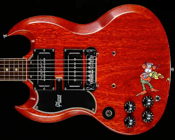 Gibson Custom Shop Tony Iommi