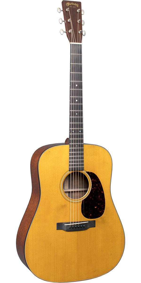 ギター, アコースティックギター MartinD-18 Authentic 1939 Aged