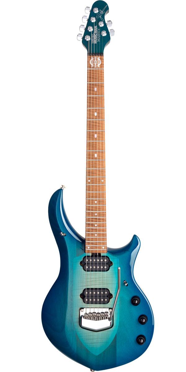ギター, エレキギター MUSICMAN2020 Limited Edition BFR Majesty Bali Blue Burst