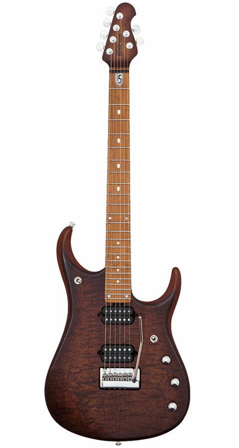 ギター, エレキギター MUSICMANJohn Petrucci JP15 6st Sahara Burst Quilt