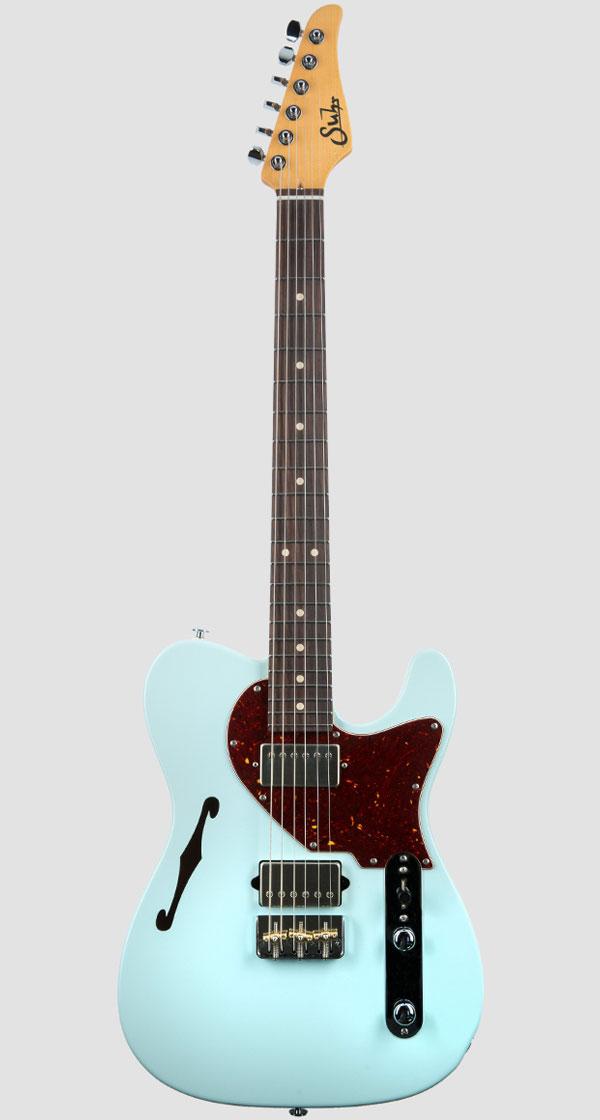 ギター, エレキギター Suhr GuitarsPro Series Alt T Sonic Blue2018