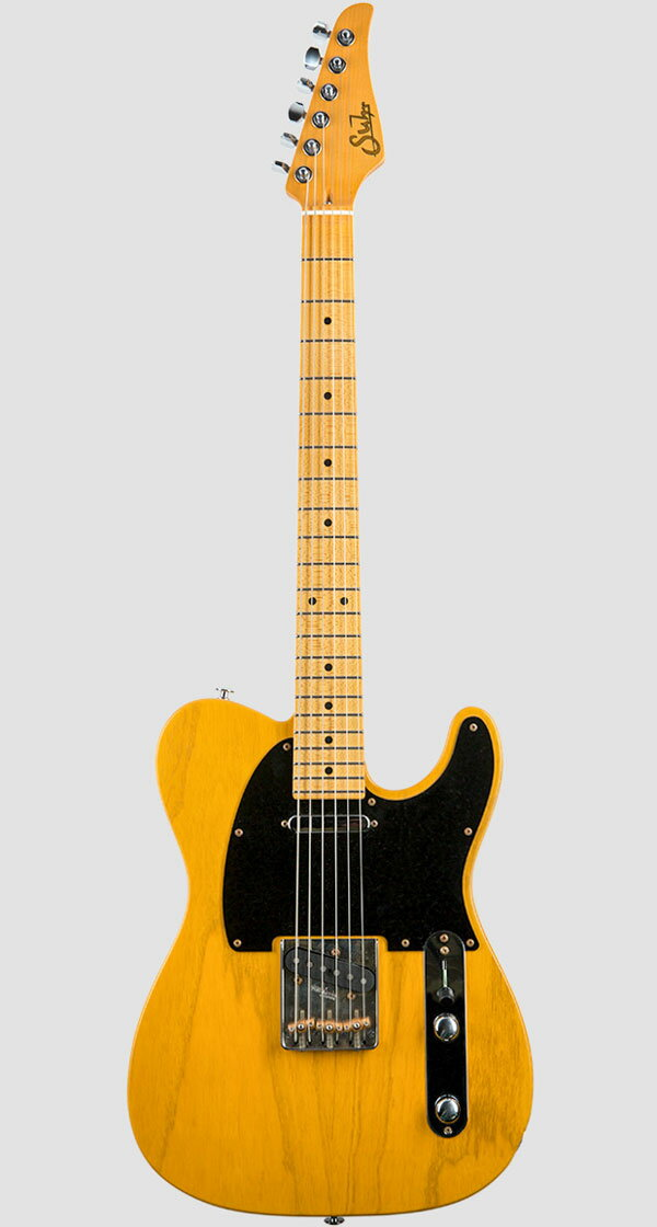 ギター, エレキギター Suhr GuitarsPro Series Classic T Antique Trans Butterscotch2018