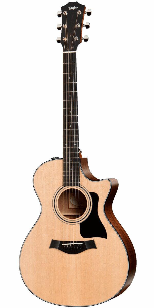 ギター, エレアコギター Taylor312ce ES2