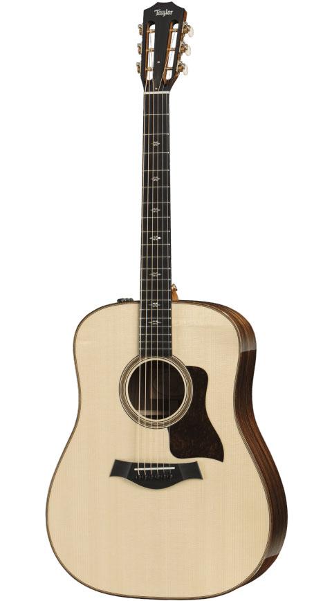 ギター, エレアコギター Taylor710e