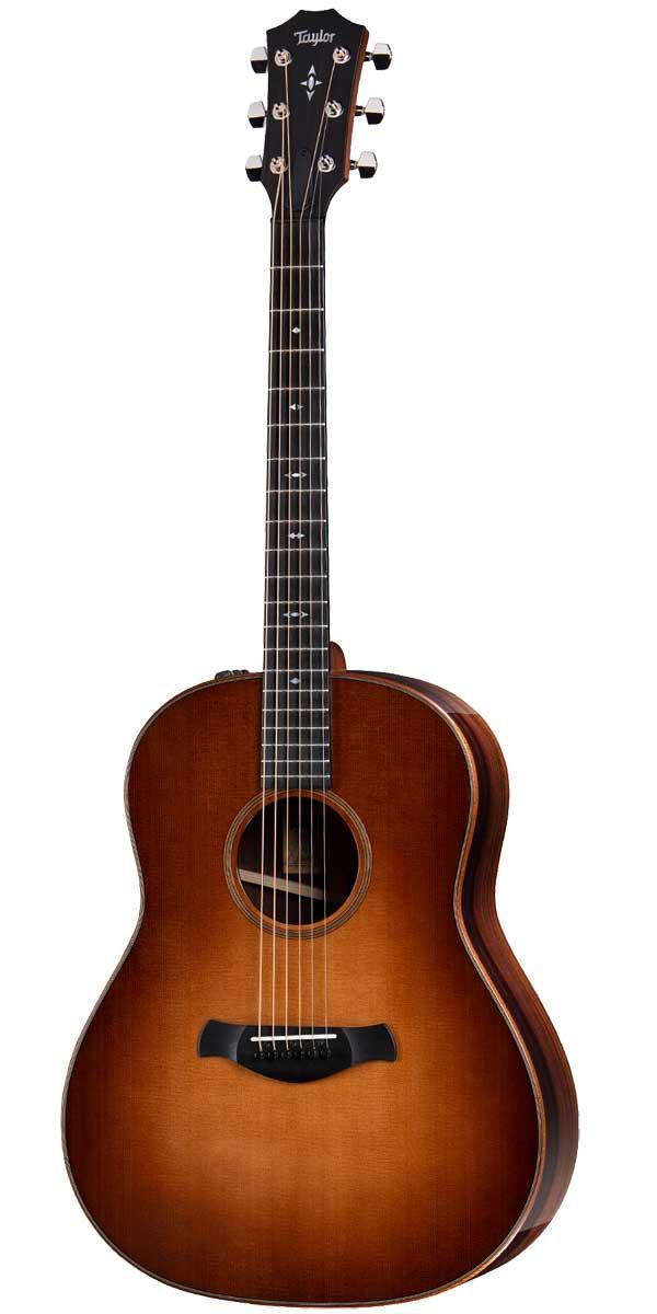 ギター, エレアコギター TaylorBuilders Edition 717e Wild Honey Burst