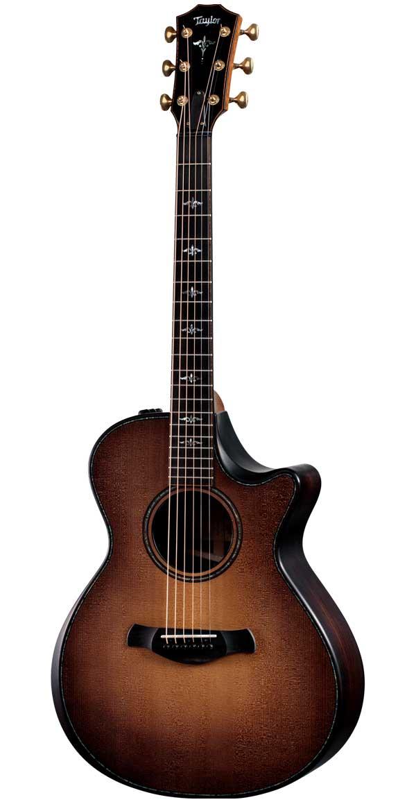 ギター, エレアコギター TaylorBuilders Edition 912ce Wild Honey Burst