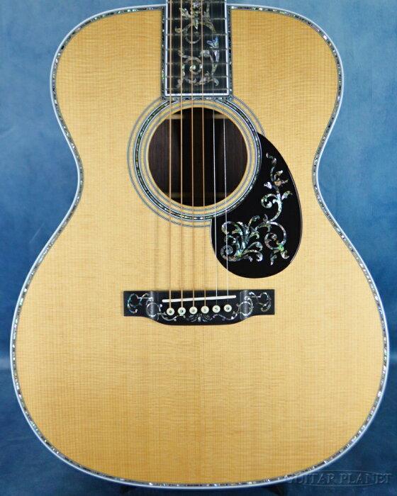 【現地選定品!!】Martin ~Custom Shop~CTM OM-45 Tree of Life 新品[マーチン][Natural,ナチュラル][Acoustic Guitar,アコースティックギター,Folk Guitar,フォークギター]
