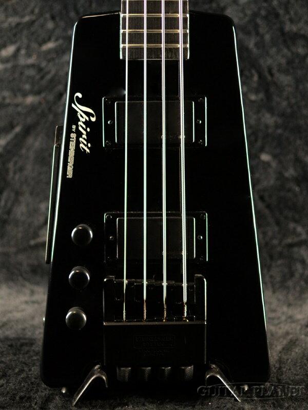 ベース, エレキベース Steinberger Spirit XT-2 LH Black ,,,,Left hand,Lefty,Electric Bass,XT2