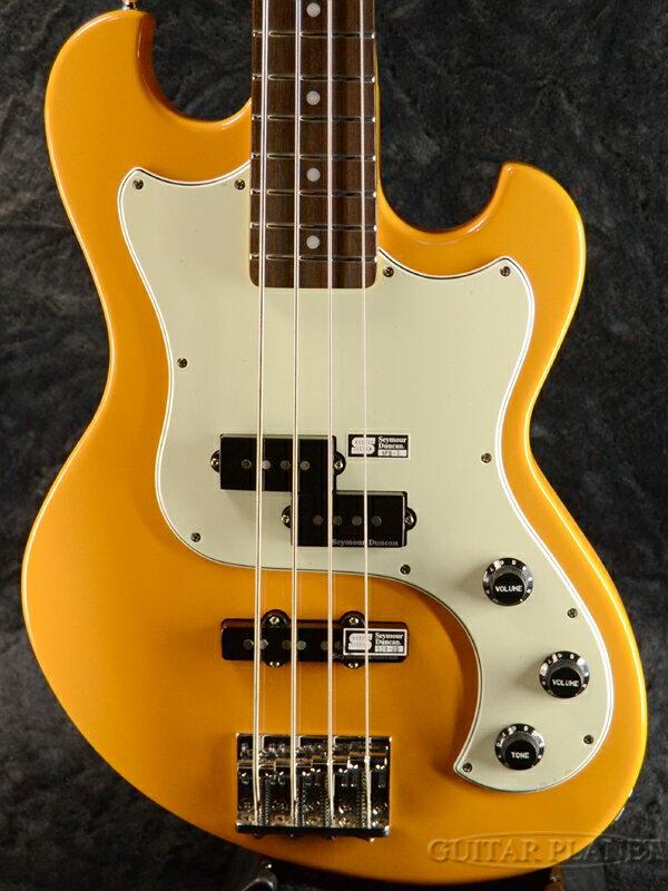ベース, エレキベース Edwards E-UT-110B ESPOrangeElectric Bass,