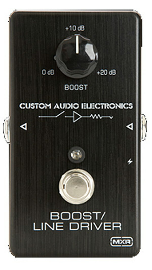 ギター用アクセサリー・パーツ, エフェクター MXR Custom Audio Electronics MC401 BOOSTLINE DRIVER ,Clean Booster,EffectorMC-401other