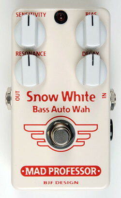 ギター用アクセサリー・パーツ, エフェクター MAD PROFESSOR Snow White Bass Auto Wah Auto WahEffector,