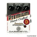 Daredevil Pedals Premium OD 新品 オーバードライブ[デアデビルペダルズ ][プレミアム][OverDrive][Effector,エフェクター] 1