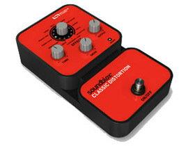 ベース用アクセサリー・パーツ, エフェクター Source Audio SA124 Classic Distotion Effector,