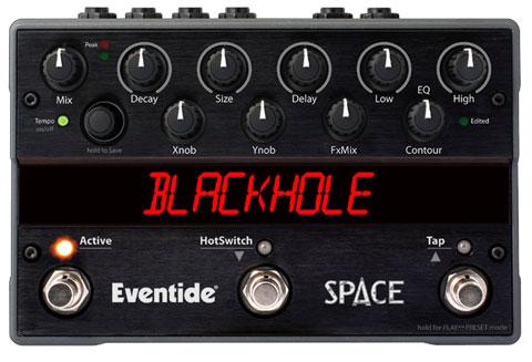 ギター用アクセサリー・パーツ, エフェクター Eventide Space ReverbEffector,