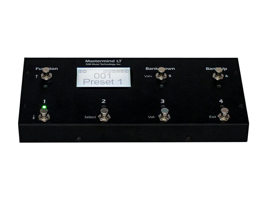 ベース用アクセサリー・パーツ, エフェクター RJM Mastermind LT Switcher,MIDIEffector,