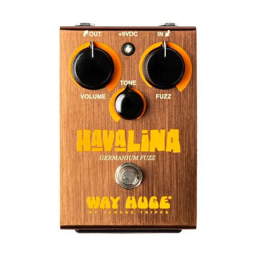 ギター用アクセサリー・パーツ, エフェクター WAY HUGE WHE403Havalina FuzzEffector,