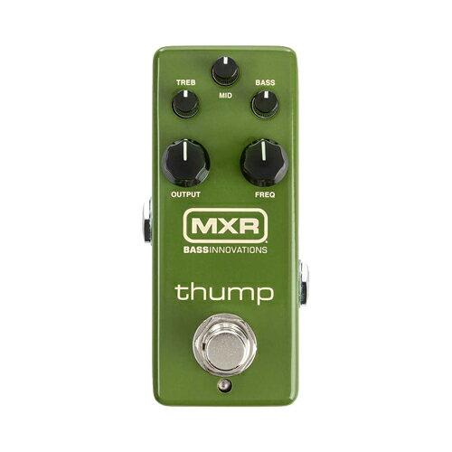 ギター用アクセサリー・パーツ, エフェクター MXR M281 Thump Base Preamp Equalizer,EQ,Preamp,Effector ,
