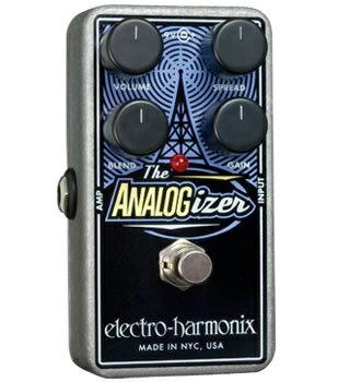 ベース用アクセサリー・パーツ, エフェクター electro-harmonix The Analogizer Effector,