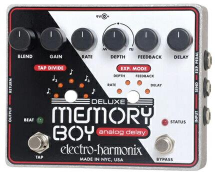 ギター用アクセサリー・パーツ, エフェクター electro-harmonix Deluxe Memory Boy Analog DelayEffector,