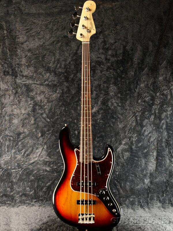 ベース, エレキベース Fender USA American Original60s Jazz Bass 3-Color Sunburst 3,3CSJB,Electric Bass,