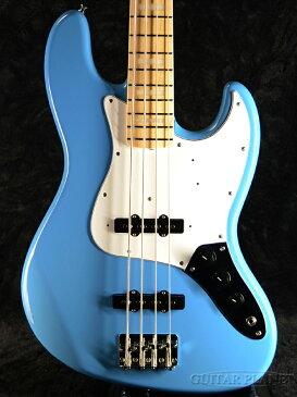 Fender Made In Japan Traditional 70s Jazz Bass California Blue 新品《レビューを書いて特典プレゼント!!》[フェンダージャパン][トラディショナル][カルフォルニアブルー,青][JB,ジャズベース][Electric Bass,エレキベース]