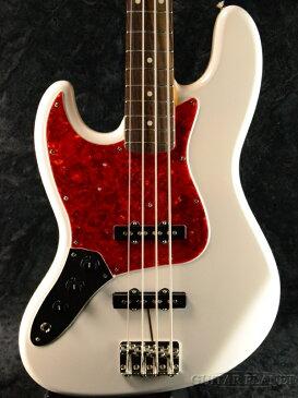 Fender Made In Japan Traditional 60s Jazz Bass Left-Hand Arctic White 新品《レビューを書いて特典プレゼント!!》[フェンダージャパン][トラディショナル][アークティックホワイト,白][左用,レフティー][JB,ジャズベース][Electric Bass,エレキベース]