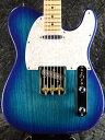 【カタログ外カラー】FgN NTL10MAH SBB 新品[Fujigen,フジゲン,富士弦][国産][テレキャスタータイプ,Telecaster][Blue,ブルー,青][エレキギター,Electric Guitar]・・・