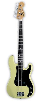 ベース, エレキベース GrassRoots G-PB-55R ESPPrecision Bass,,Vintage White,Electric Bass,