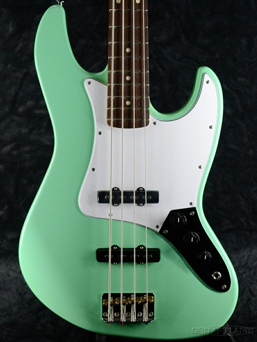 ベース, エレキベース Greco WSB-STD Light GreenRosewood Standard,,Jazz Bass,JB,Electric Bass,