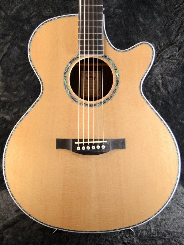 ギター, アコースティックギター Headway Japan Tune-Up Series HSJ-5115SEZR Natural,Acoustic Guitar,,,Folk Guitar,