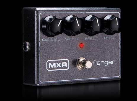 ギター用アクセサリー・パーツ, エフェクター MXR Flanger M-117R ,Effectormdl