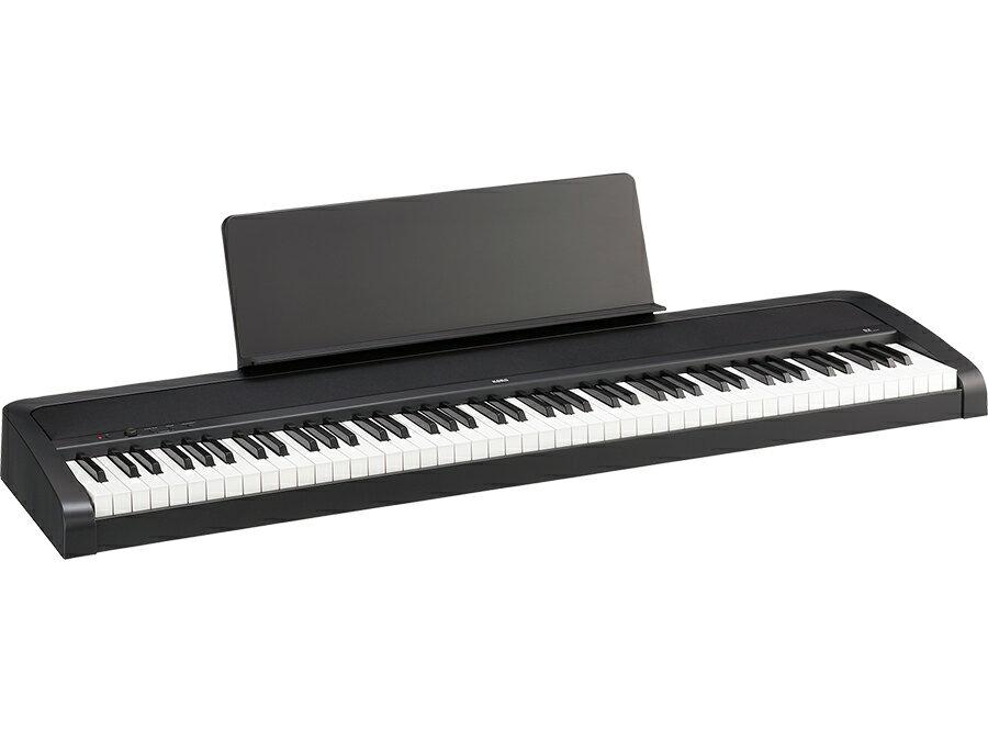 ピアノ・キーボード, 電子ピアノ KORG B2 -Black- Digital Piano !! 88,Keyboard,,