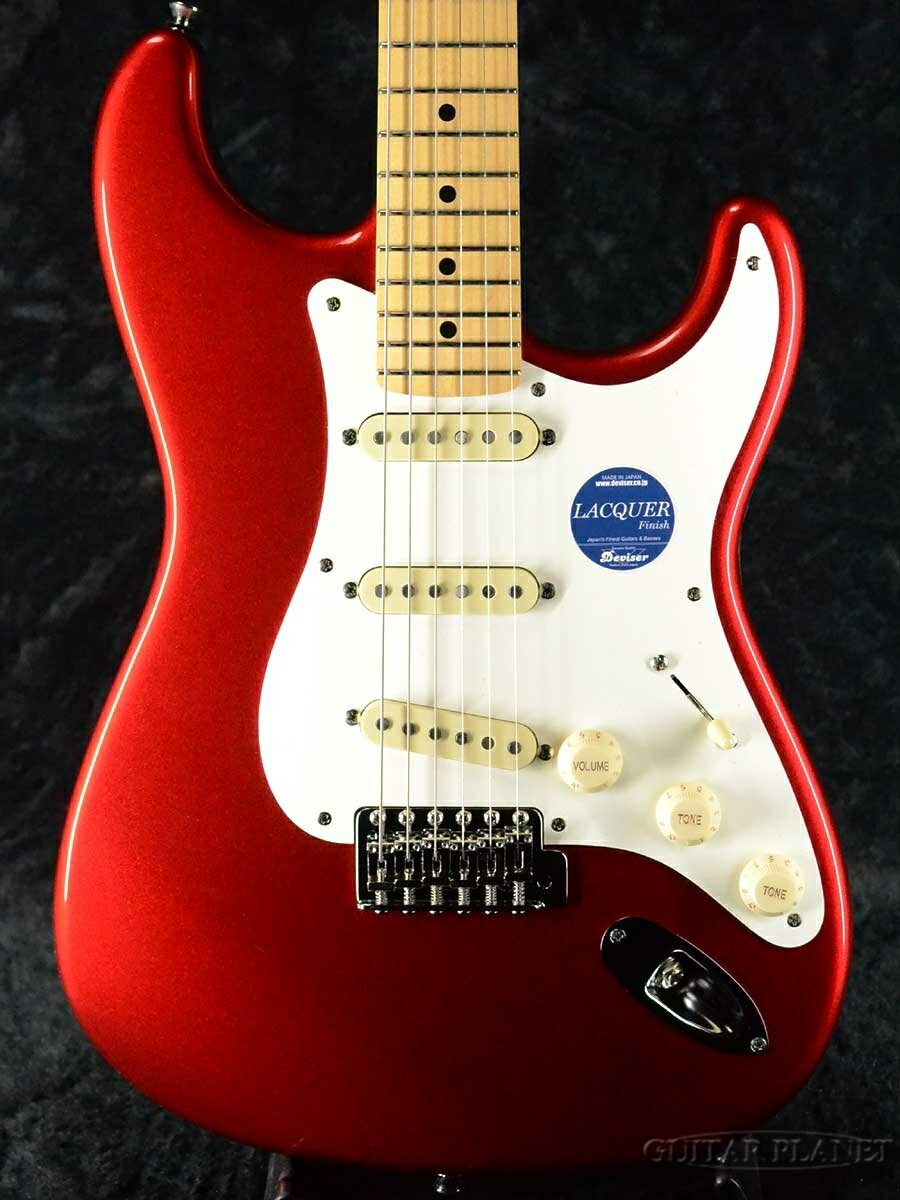ギター, エレキギター Momose MST1-STDM OCAR Red,,Stratocaster,,Guitar