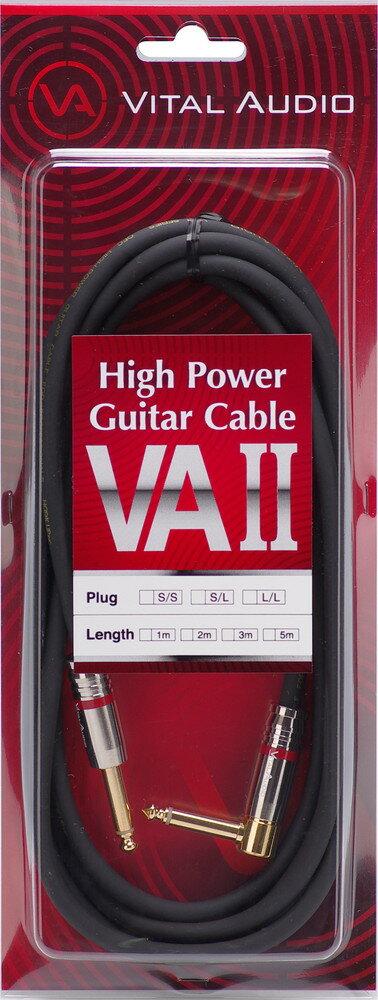 ケーブル, シールドケーブル Vital Audio VAII-2M SL (2P2P L) 2m Shield,Cable,,