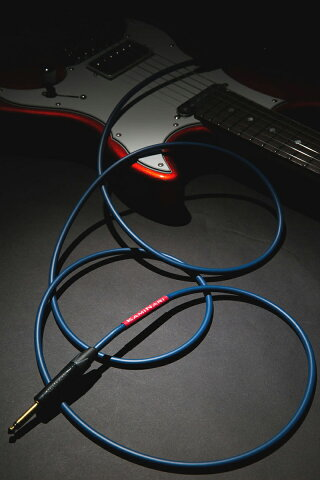 Kaminari Guitars K-GC3SL(3mSL) 新品 エレキギター用シールド[カミナリギターズ,神鳴][Electric Guitar Shield,Cable,ケーブル]