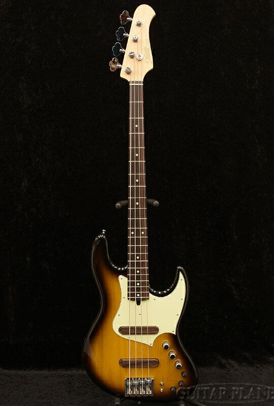ベース, エレキベース XOTiC XJ-1T 4st -2Tone Sunburst- AlderRose 2JB,Electric Bass,