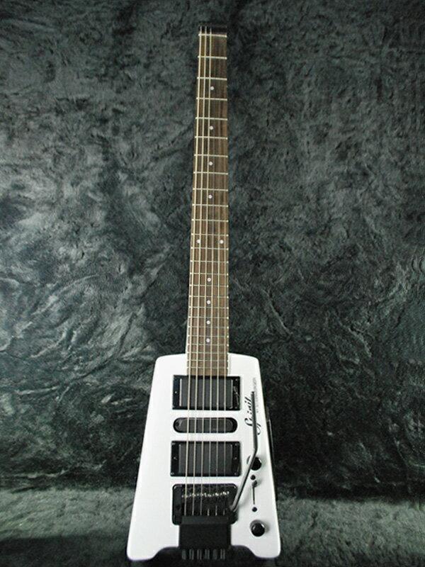 ギター, エレキギター Steinberger Spirit GT-PRO Deluxe HSH White,,Electric Guitar