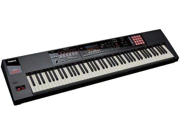 Roland FA-08 新品 Music Workstation[ローランド][FA08][88鍵盤][ワークステーション][Synthesizer,シンセサイザー][Keyboard,キーボード]