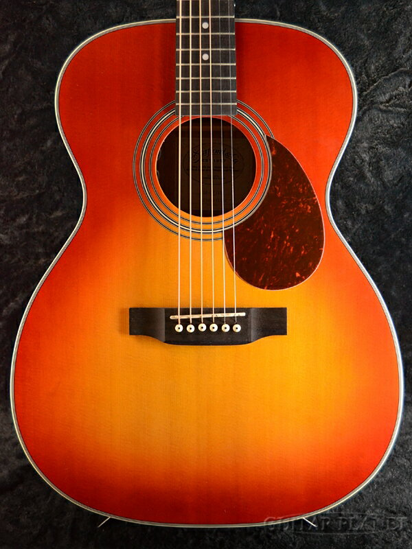 ギター, エレアコギター Stafford SF-3F Cherry Sunburst Satin wFishman Sonitone SF3FRed,,Electric Acoustic Guitar,,,